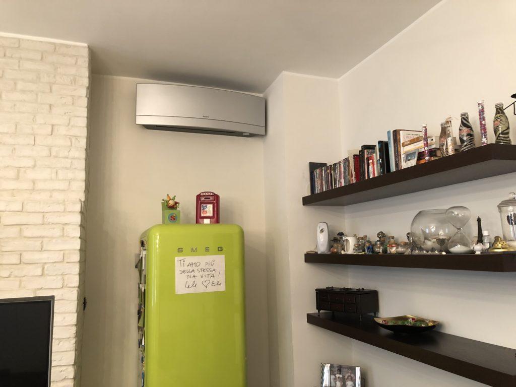 Installazione A/C